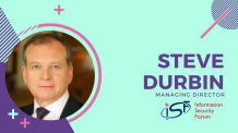 Steve Durbin ISF