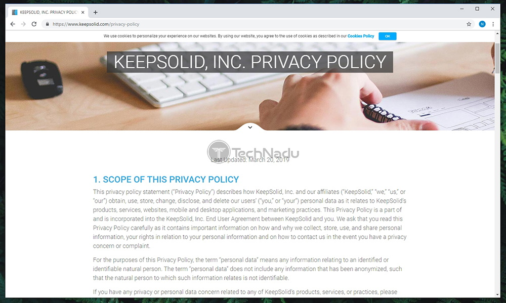 VPN Unlimited Privacy Policy