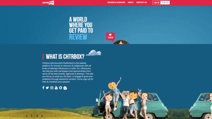 chtrbox website