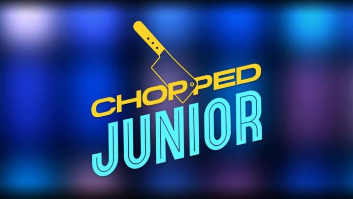 Chopped Junior Logo
