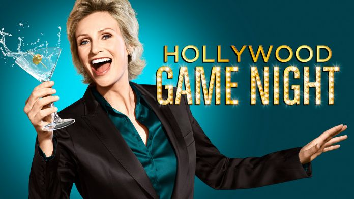 Jane Lynch hosting Hollywood Game Night