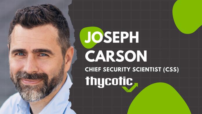 Joseph Carson - Thycotic