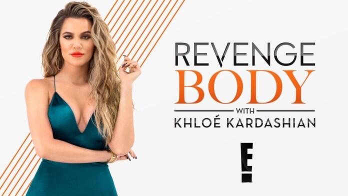 Khloe Kardashian for her E! show
