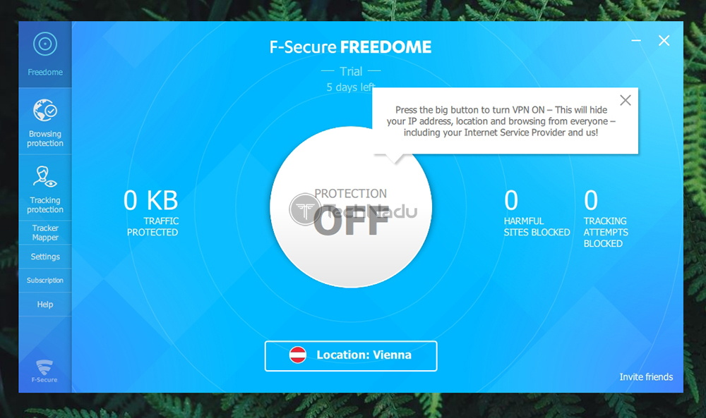 f secure antivirus for windows 7 trial