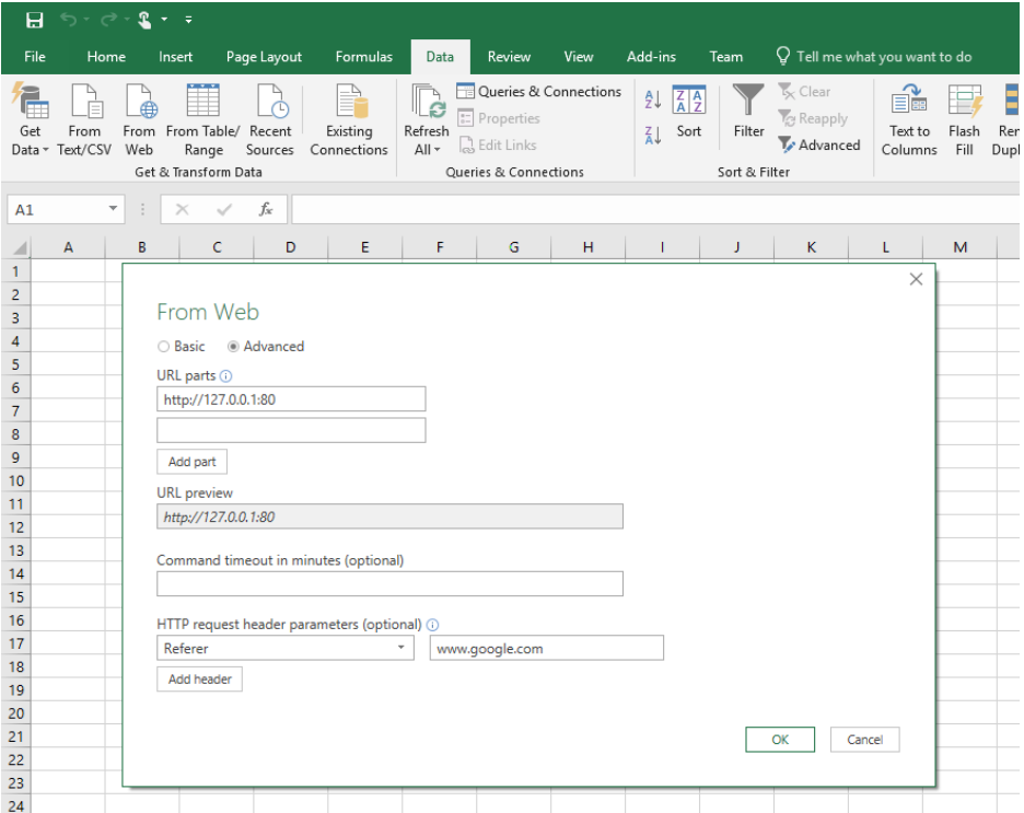 Researchers Abuse Power Query in MS Excel to Perform DDE