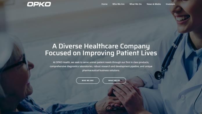 opko.com website