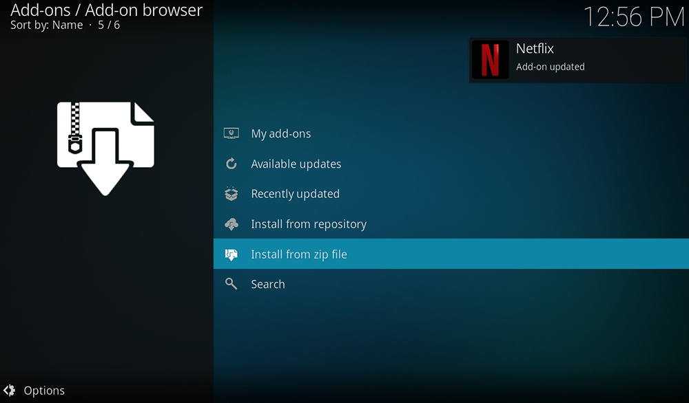 How to Install Netflix on Kodi in 8 Simple Steps | TechNadu