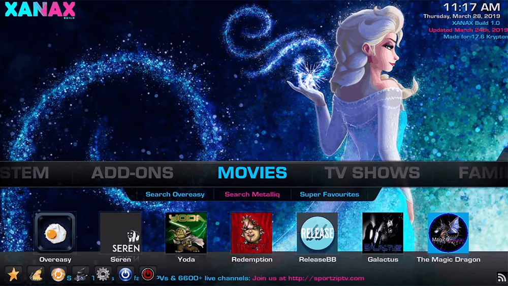 In 60 Seconds, Get 18 Best Kodi Builds 2019 List - September
