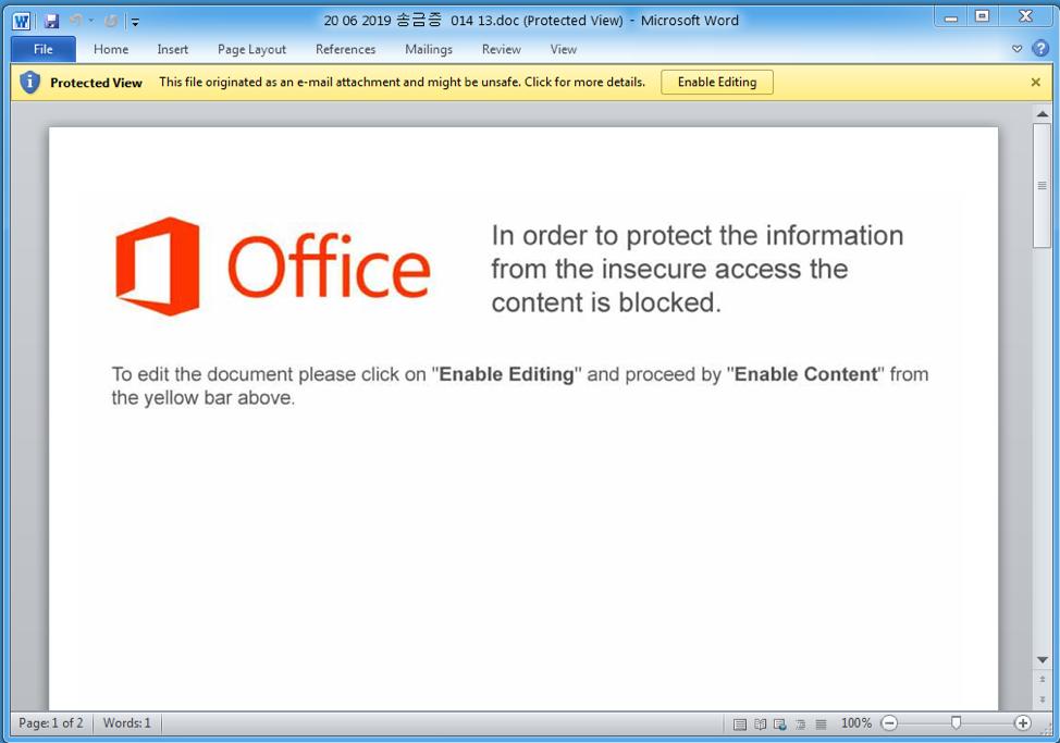 ta505 document