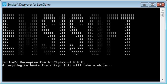 Emsisoft Releases Free Decrypter for the LooCipher Ransomware