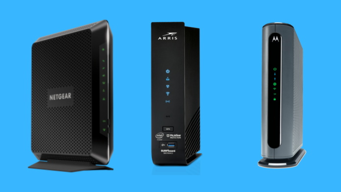 The Best Modem Router Combos to Buy in 2019