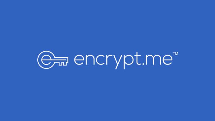 Encrypt.me Logo