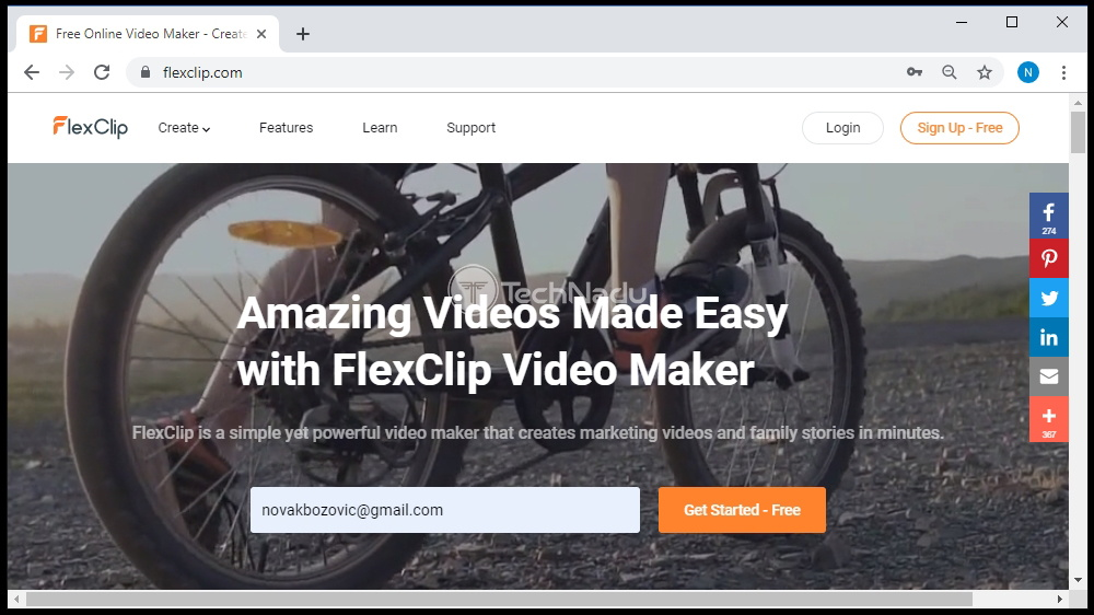FlexClip Review – Easy-To-Use, Versatile & Free-Of-Charge
