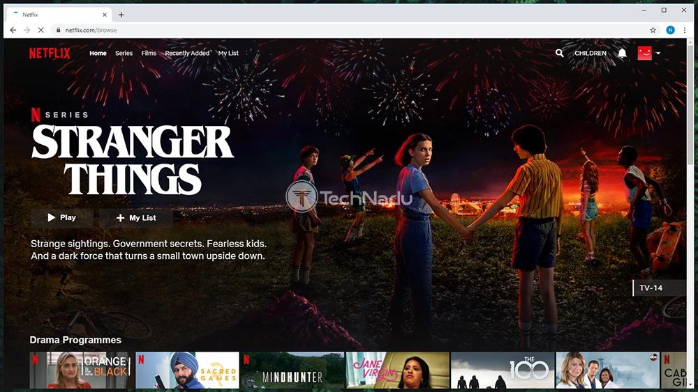 Getflix Unblocks Netflix