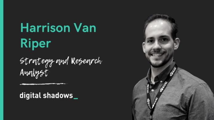 Harrison Van Riper, Digital Shadows