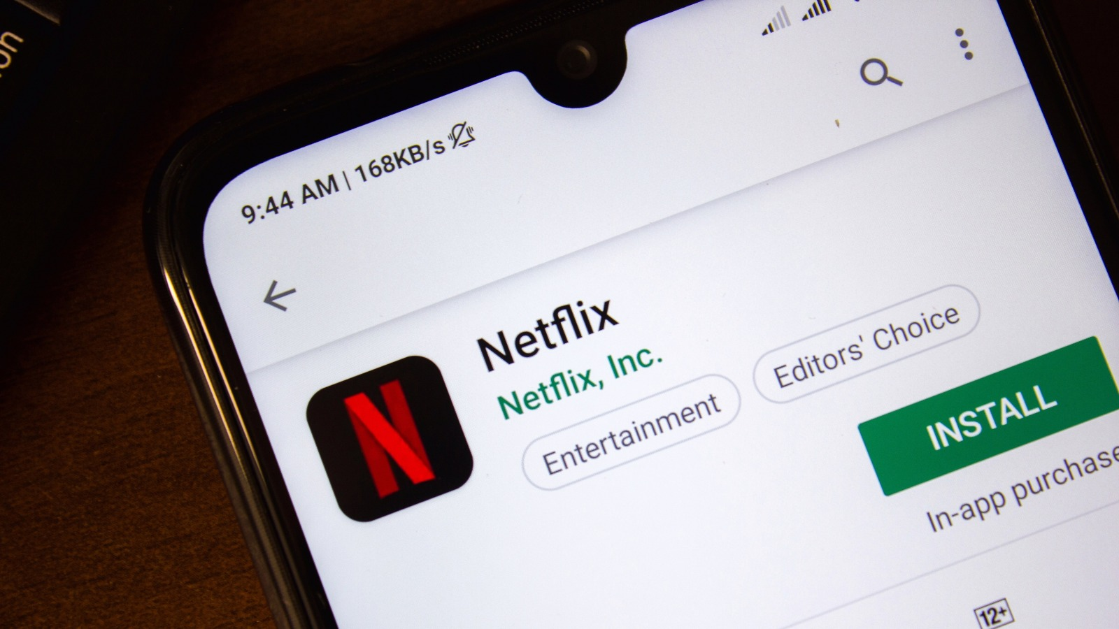Netflix App Digs Into Physical Activity Sensors on Android