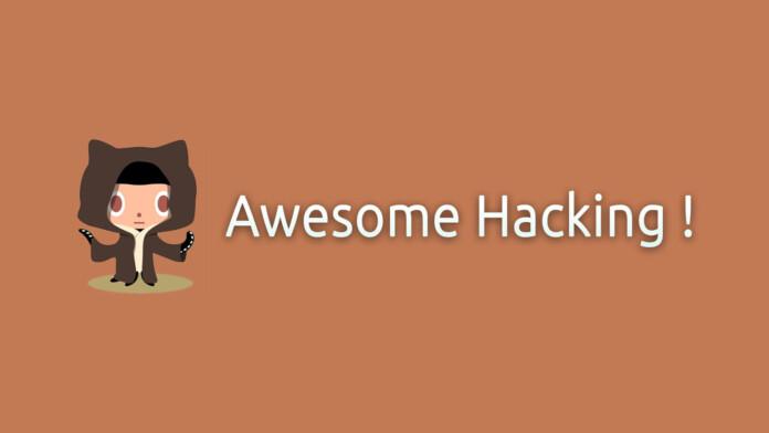 github awesome_hacking