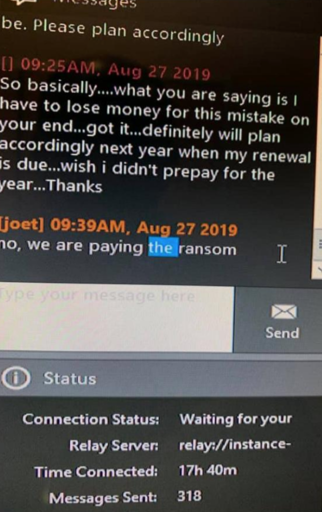 dds-ransom