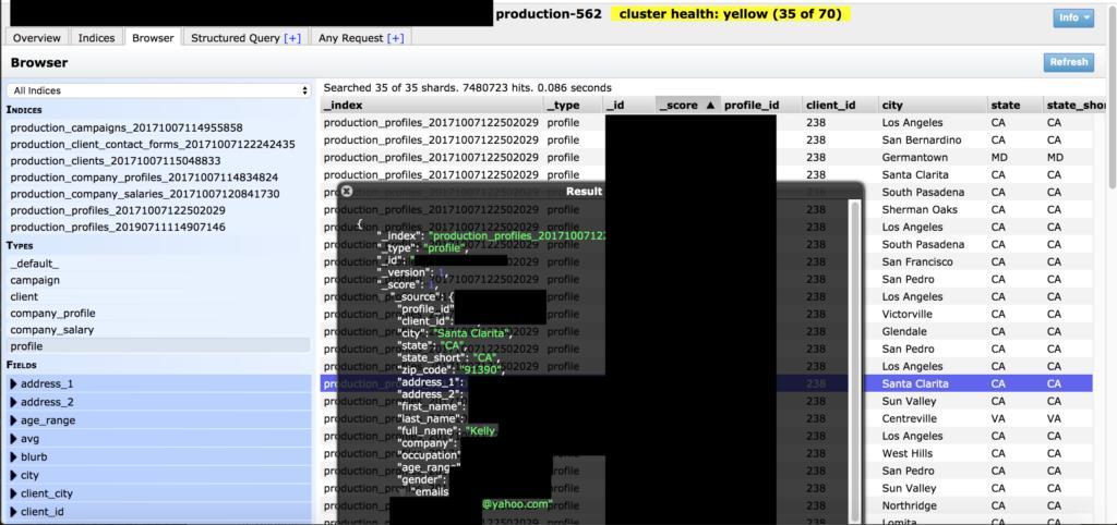 wedidit database