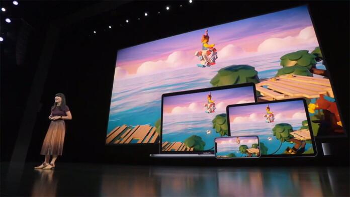 Apple Arcade UI