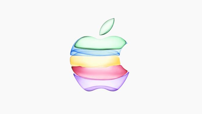 Apple September 2019 Event Logo