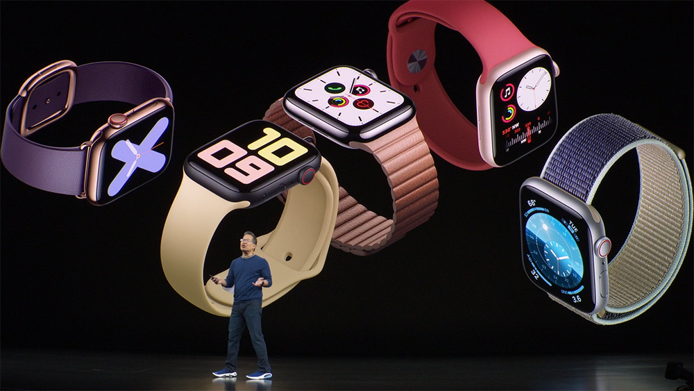 Apple Watch Series 5 Design