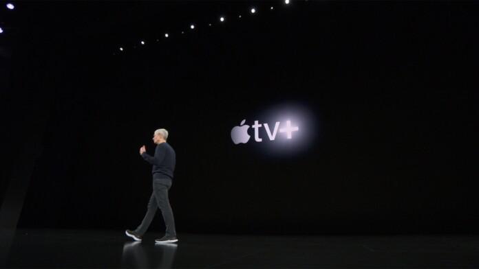 AppleTV+ Unveiling
