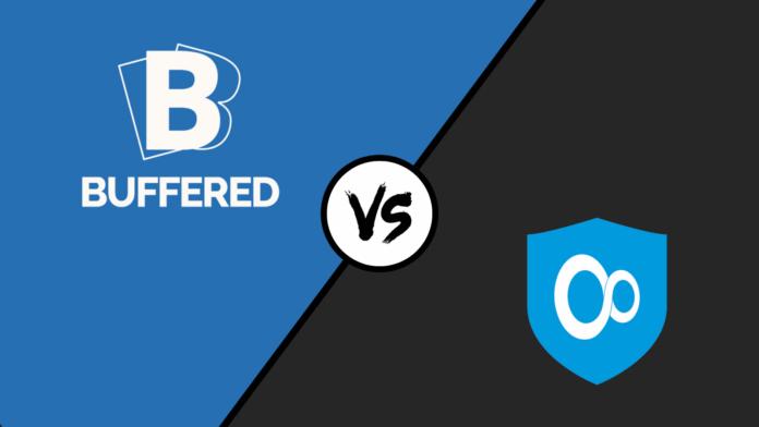 Buffered VPN Unlimited VPN Logos