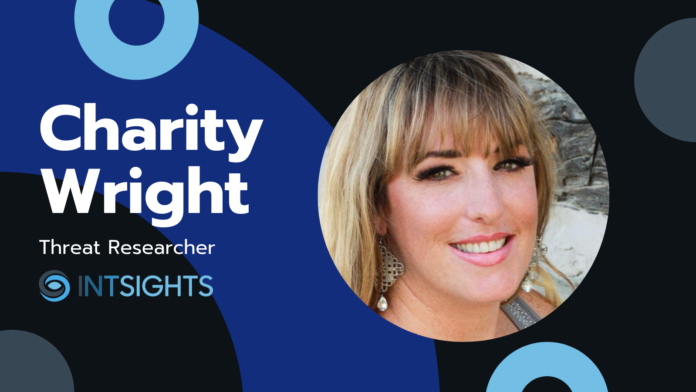 Charity Wright IntSights