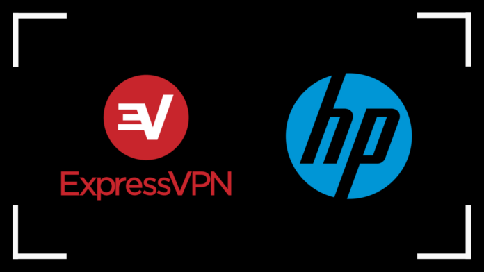 ExpressVPN and HP