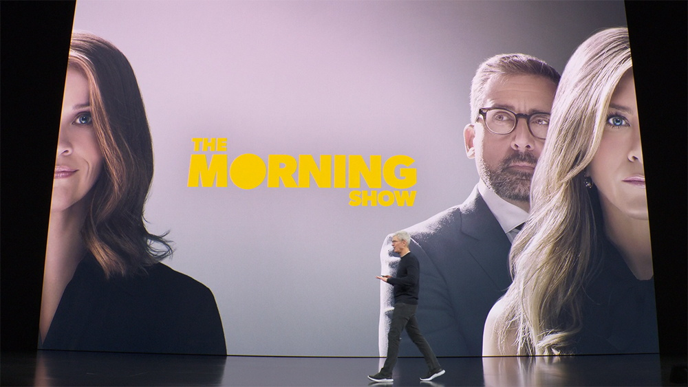 The Morning Show AppleTV+