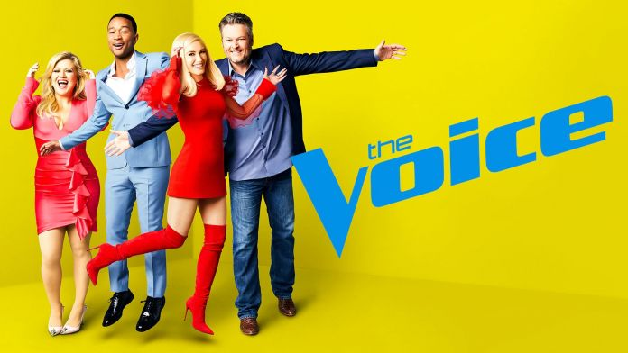 The Voice Season 17 Art