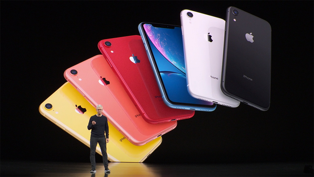 iPhone 11 Color Variations