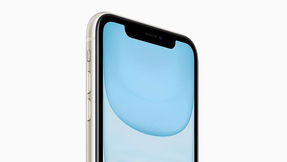 iPhone 11 Notch