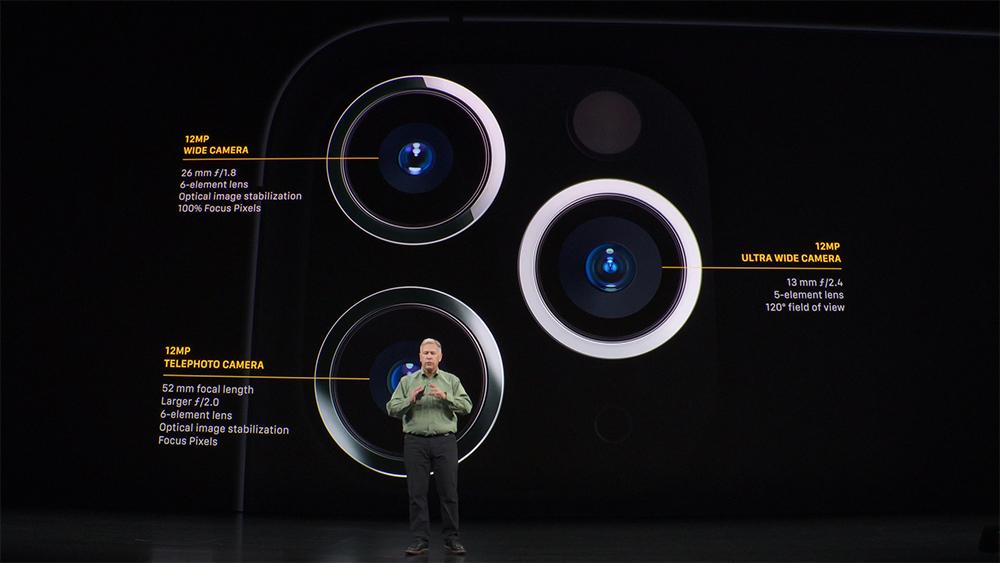 iPhone 11 Pro Camera System