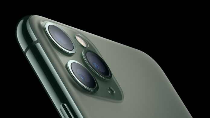 iPhone 11 Pro Press Image