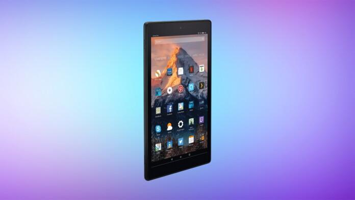 Amazon Fire HD 8 Tablet 2019