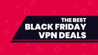 Black Friday Cyber Monday VPN Deals Hero Image