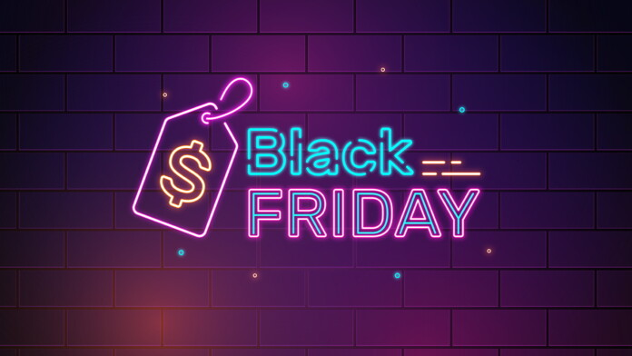 Black Friday Illustration
