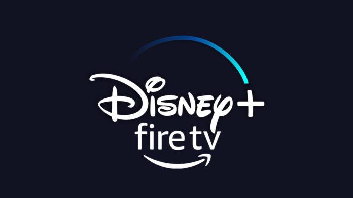 Disney Plus Amazon Fire TV Logos