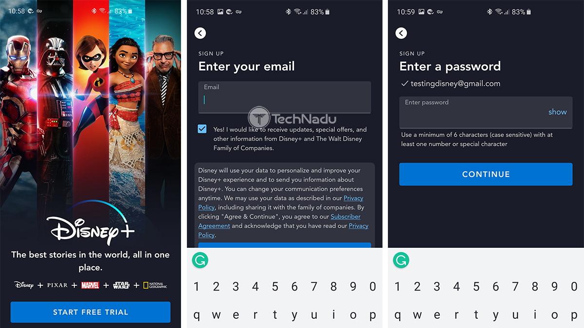 Disney Plus App Android