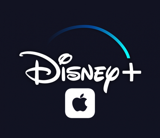 Disney Plus Apple Logos