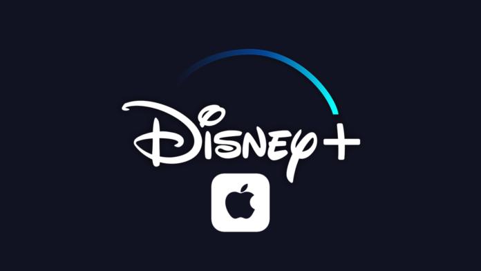 Disney Plus Apple Logos