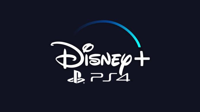 Disney Plus PlayStation Logos