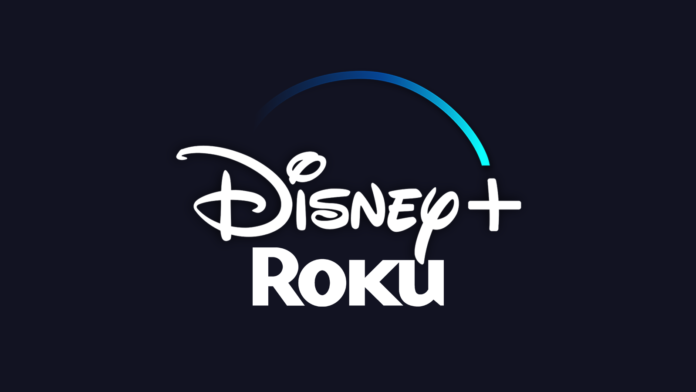 Disney Plus Roku Logos