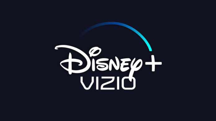 Disney Plus Vizio Logos