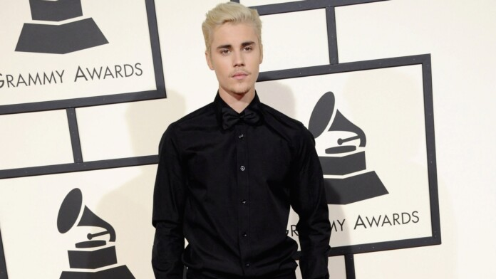Grammy Awards Justin Bieber