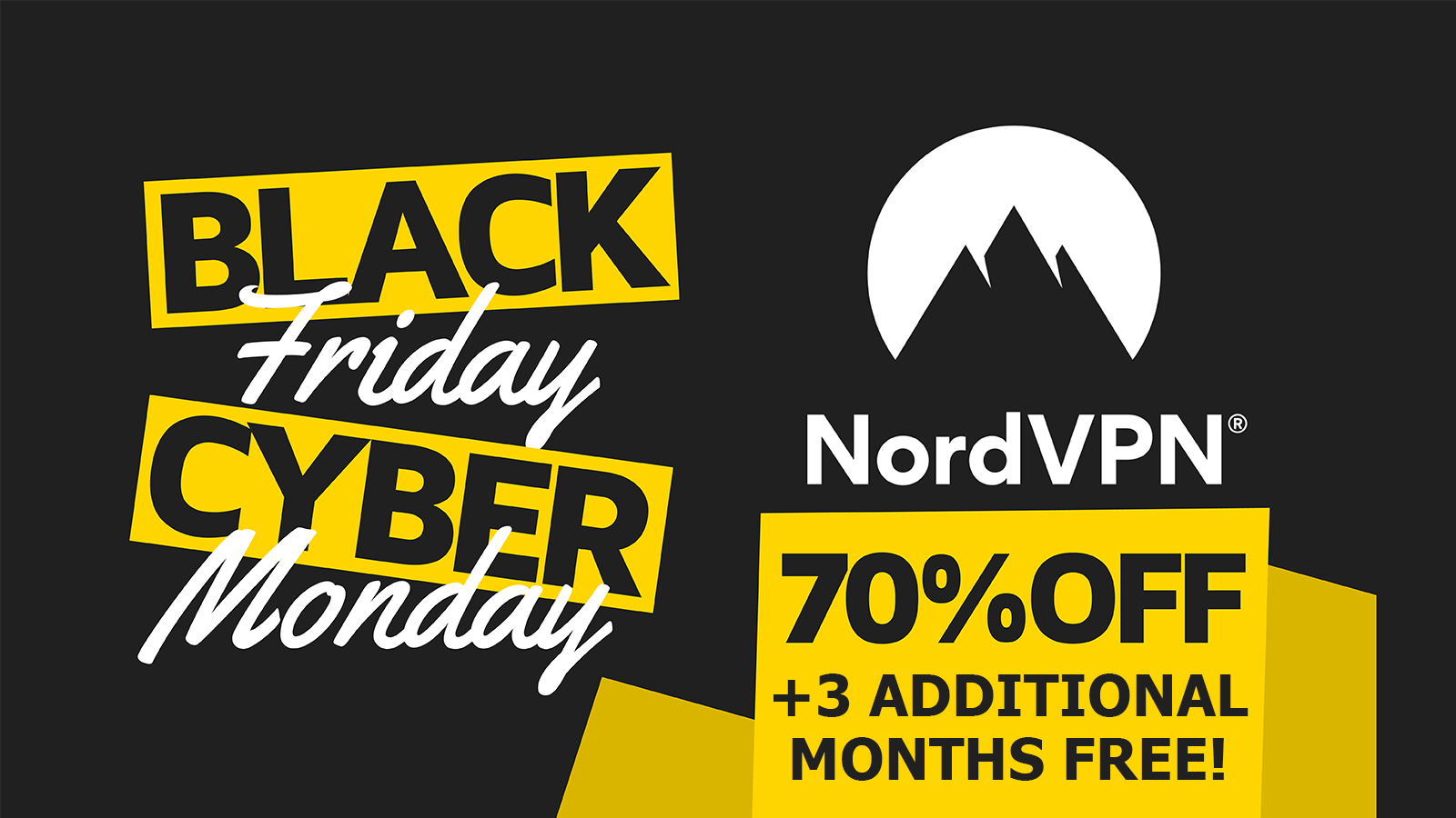 Nordvpn Black Friday Deal 2019 Save 70 Get 3 Months Free