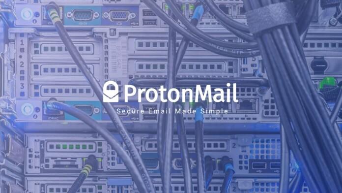 ProtonMail Servers